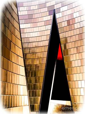 National Music Centre Canada No. 1 - Dynamic Art Print by Bob Lentz