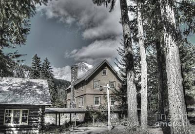 Photograph - National Park Inn by Deborah Klubertanz