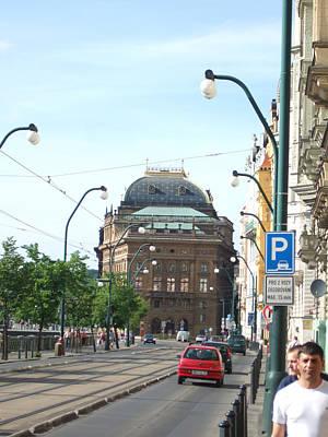National Theatre In Prague Original by Ladislav Kovac