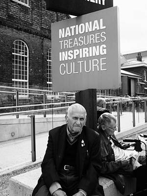 Photograph - National Treasures by Lee Fennings