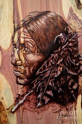 Painting - Native by Amanda Hukill