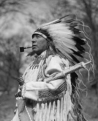 Native American Indians Art Print