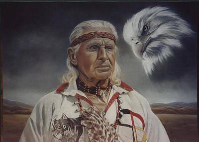 Native Americans Art Print