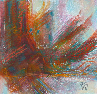 Painting - Native Dancer by Susan Woodward