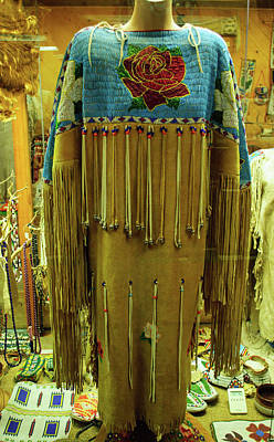 Photograph - Native Formal Dress by Tikvah's Hope