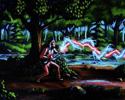 Native Ghostbuster Original