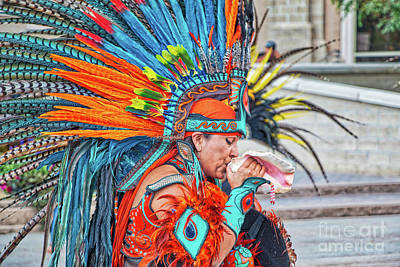 Photograph - Native Mexican by Stefano Carini