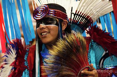 Fancy-dancer Photograph - Native Pride 16 by Bob Christopher