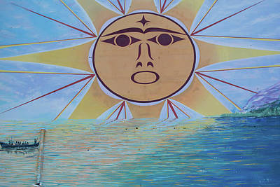 Photograph - Native Sun by Tom Cochran