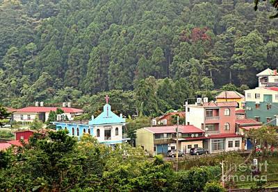 Photograph - Native Village In Taiwan by Yali Shi