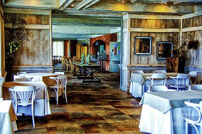 Photograph - Natles Hotel Interior by Rick Bragan