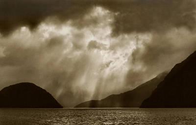 Photograph - Natural Awe by Joe Bonita