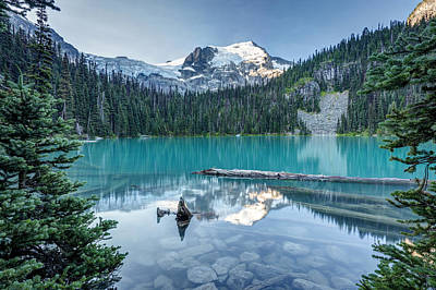 Photograph - Natural Beautiful British Columbia by Pierre Leclerc Photography