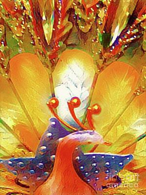 Digital Art - Natural Beauty 2 by Gayle Price Thomas