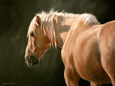 Painting - Natural Beauty by Carole Andreen-Harris