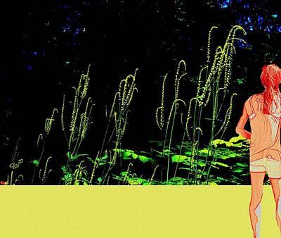 Digital Art - Natural Beauty by Cliff Wilson
