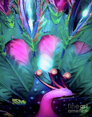 Digital Art - Natural Beauty by Gayle Price Thomas