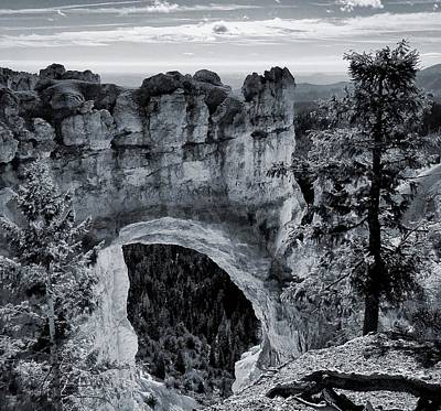 Photograph - Natural Bridge No. 1-1 by Sandy Taylor