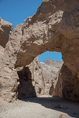 Photograph - Natural Bridge One Death Valley Ca by Michael Bessler