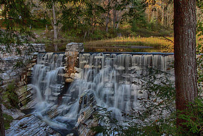 Photograph - Natural Bridge State Park by Jeff Folger