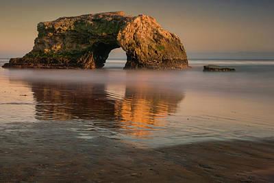 Photograph - Natural Bridges 1 by Laura Macky
