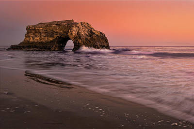 Photograph - Natural Bridges 3 by Laura Macky