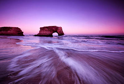 Photograph - Natural Bridges by Matt Hanson