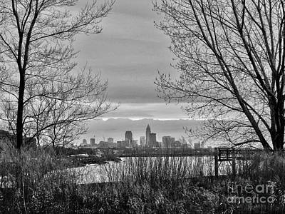 Photograph - Natural Cleveland by Mike Bruckman