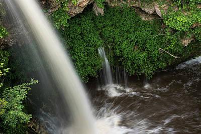 Photograph - Natural Falls by Robert Potts