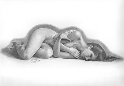 Natural Slumber Art Print
