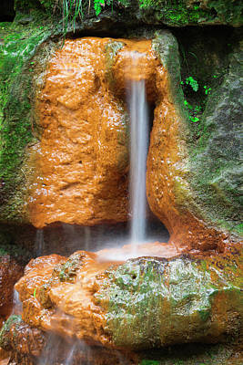 Photograph - Natural Spring 2 by Scott Meyer