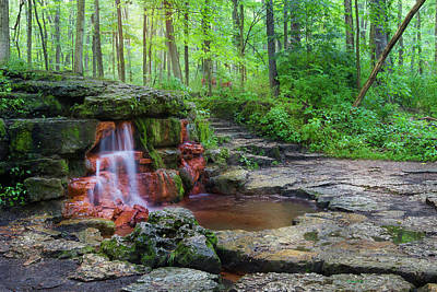 Photograph - Natural Spring by Scott Meyer
