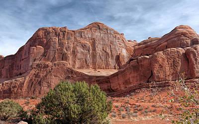 Photograph - Natural Stage by John M Bailey