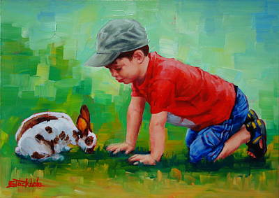 Painting - Natural Wonder by Margaret Stockdale