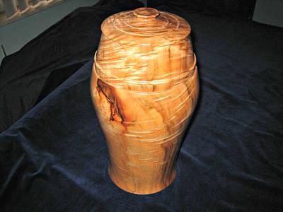 Sculpture - 610 Naturalist by Jack Lewis