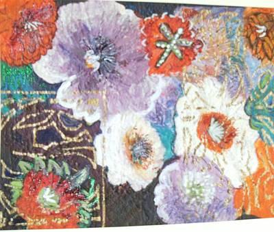 Naturally Rich Art Print by Anne-Elizabeth Whiteway