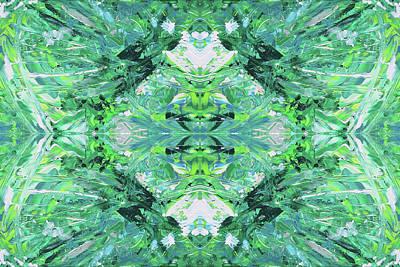 Digital Art - Naturals - Malichite - K01 by Julie Turner