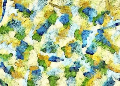 Digital Art - Nature by Honey Brown