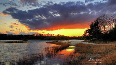 Photograph - Nature Reserve by John Loreaux