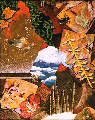 Nature Sonata Original by Carrie Auwaerter