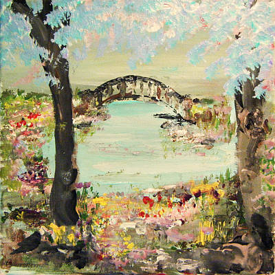 Painting - Nature Walk by Colleen Ranney