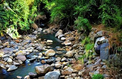 Photograph - Nature's Beauty 50 Version 3 by Kristalin Davis