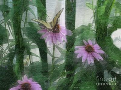 Digital Art - Nature's Beauty by Kathie Chicoine