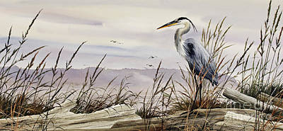 Painting - Natures Elegance Panorama by James Williamson