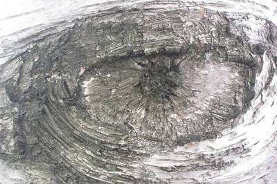 Mixed Media - Nature's Eye  by Funmi Adeshina