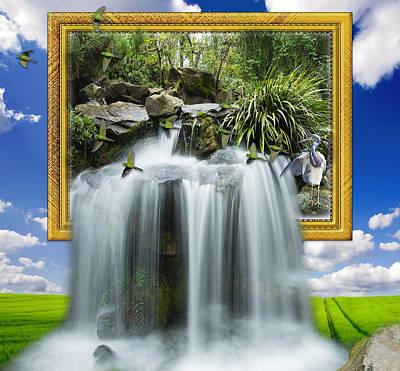Natures Gift Art Print