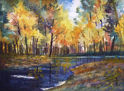 Nature's Glory Print by Ryan Radke