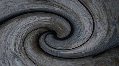Photograph - Nature's Illusions- Yin And Yang by Whispering Peaks Photography