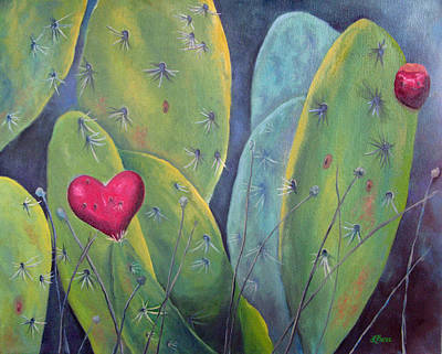 Painting - Nature's Love by Lisa Barr
