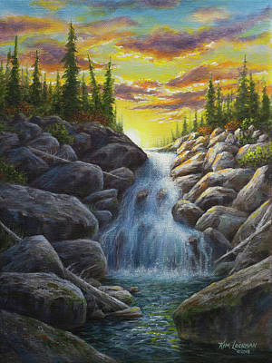 Painting - Nature's Prozac by Kim Lockman